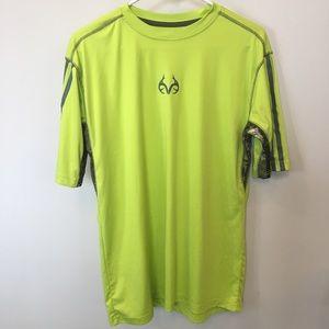 3/$25 Men's Realtree Dri-Fit T-Shirt